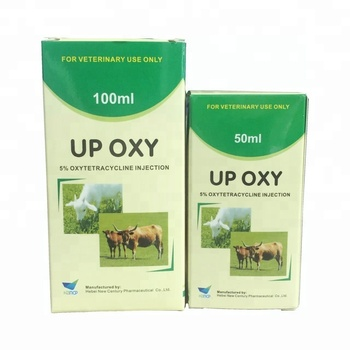 5% oxytetracycline injection 100ml