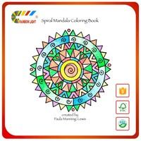 low price bulk print bulk coated paper flexible binding paperbound free kids coloring pages
