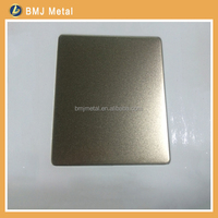 304 Sand Blast Stainless Steel Sheet for Decoration