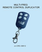 Multi-Frequency Universal Garage Remote Control Duplicator 433 868 315 418 MHz++ JJ-CRC-SM02A