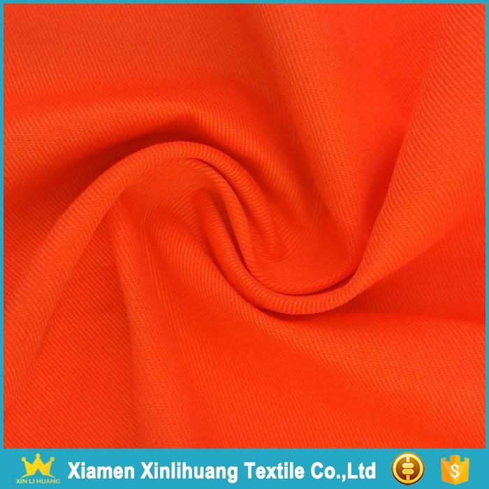 Cost Price Wholesale 100% Cotton Twill Fabric for Pants