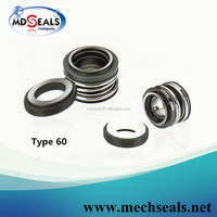 type 60 NBR rubber bellow mechanical seal/high demand products