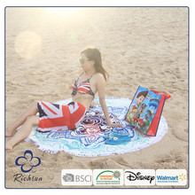 Cheap Weighted Round Beach Blanket Wholesale