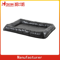 PU leather summer waterproof Bed Dog