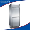 K1N-EC /Latest model refrigerator hotel kitchen Stainless steel upright with GN pans