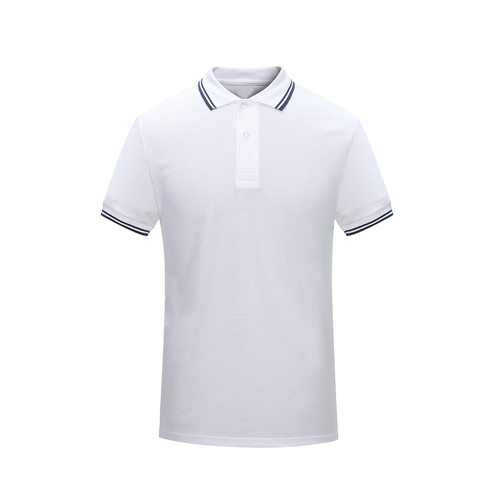 Wholesale Cotton/Polyester Custom Dry Fit Polo T Shirt Men printing your logo