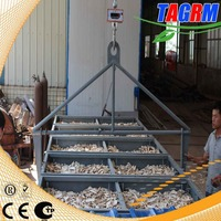 Advanced technology agricultural equipment cassava chip drying machine MSU-H6 China good dryer