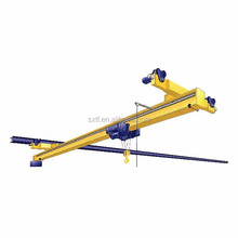 Single girder 3 ton overhead crane from china