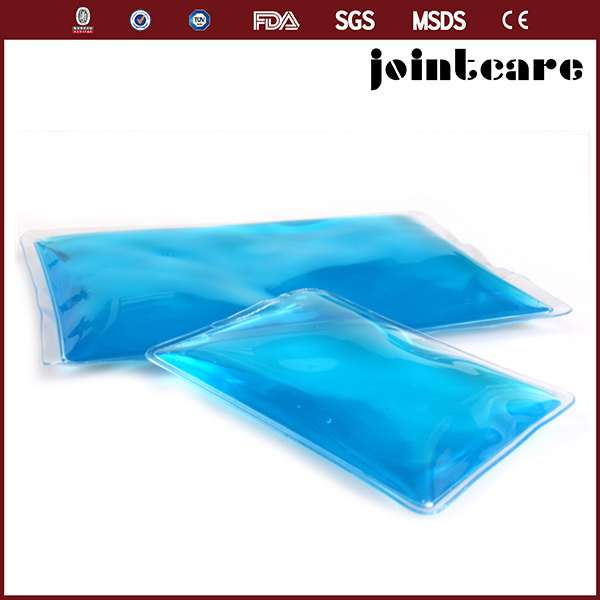 medical therapy gel beads ice pack, reusable hot cold pack
