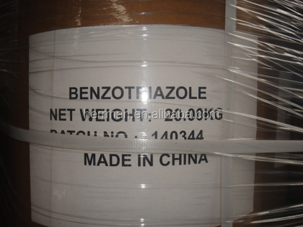 China low price and high quality Benzotriazole(BTA)