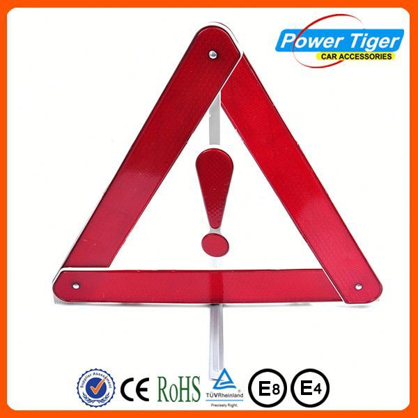 Made in China OEM and ODM reflecting safety triangle