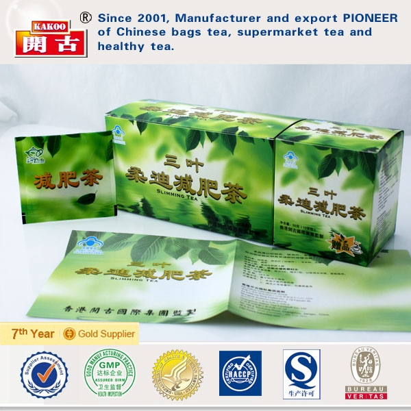 Three Leaves Slimming Tea OEM orders green tea and fat loss OEM orders tablets for losing weight OEM orders lose the weight fast
