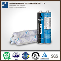 Excellent water and aging resistant PU/polyurethane sealant for windshield replacement