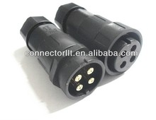 LLT 35amp 4pin coupler standard watertight electrical connector