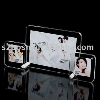 Plexiglass Photo Frame,Acrylic Display,Plastic Picture Frame