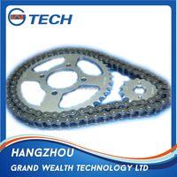 High Quality Motorcycle Chain and sprocket kits with low price
