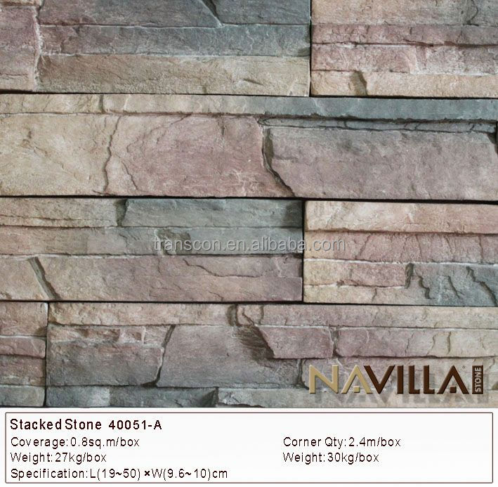 stone home decor for villa