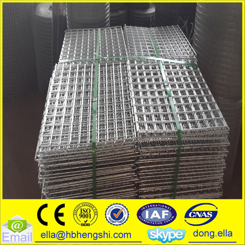 4mm welded wire mesh gabion
