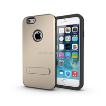 Tough slim tpu pc armor made in China case for iphone 6