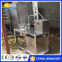 Advanced Herbal extraction unit essential oil distillation equipment