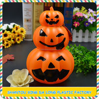 Hot selling wonderful pumpkin light for Halloween