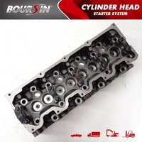 Toyota 3L cylinder head 4 cylinders engine head manufacturer