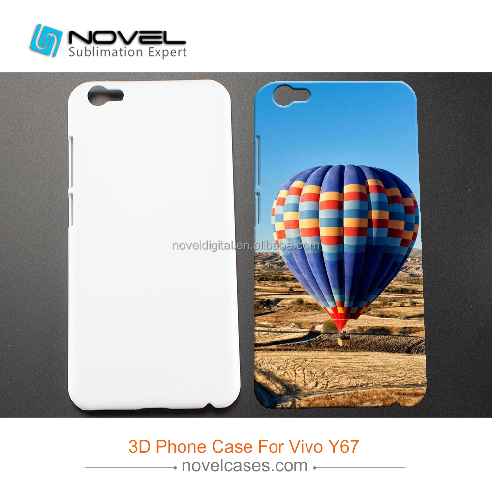 Wholesale 3D printable sublimation phone cover for Vivo Y67