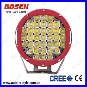 ARB 185w high power black led work light 5wchip led led driving light led work light for car