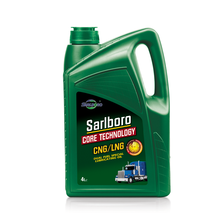 lubricants oil brand Sarlboro motor engine oil LNG/CNG dual fuel speciall lubriating oil
