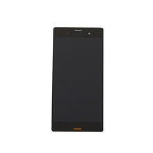 For Sony Z3 Lcd display, LCD digitizer for sony Z3 touch screen assembly replacemennt