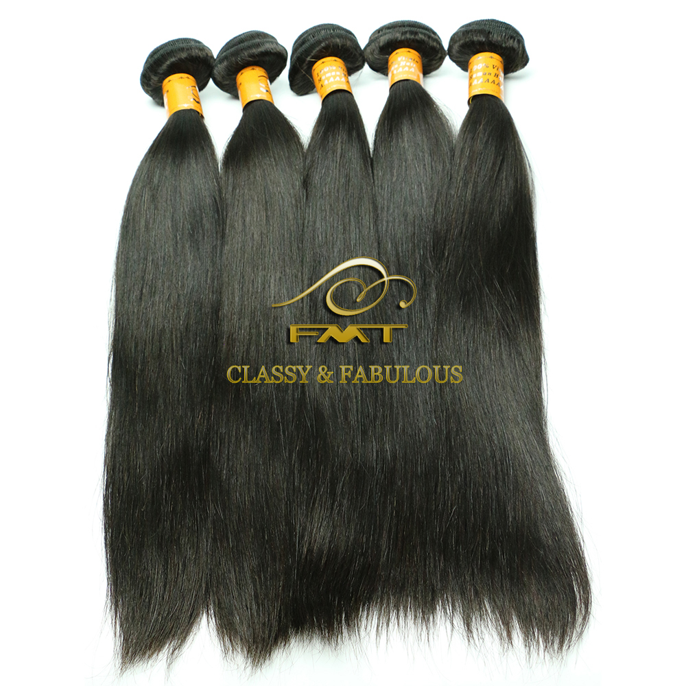 Top Grade Long Lasting Virgin 100 Natural Straight Human Hair Bulk Wholesale from China