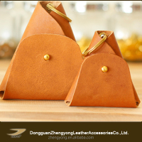 New fashion leather coin purse /pouch/case for souvenirs