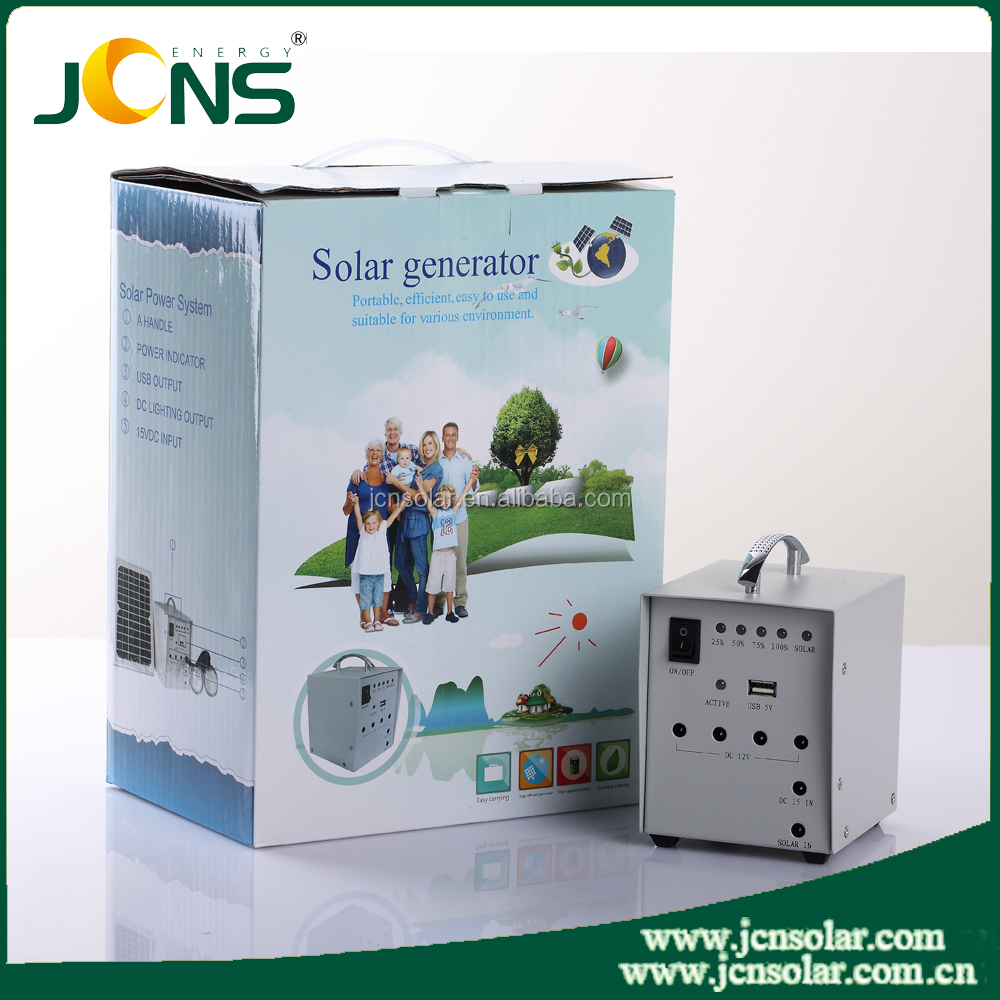 mini portable solar powered led light <strong>kits</strong> solar power system for home sale