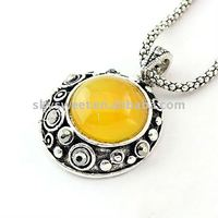 circle pendant necklace,changeable pendant necklace,necklace 2013(SWTJ05202727)