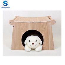 New Design Wooden Dog House cat house