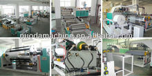 Changzhou travel luggage Disposable underpad tpu making machine extruder