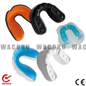 Protection mouth guard/ Double Color gum sheld/ Martial arts protection