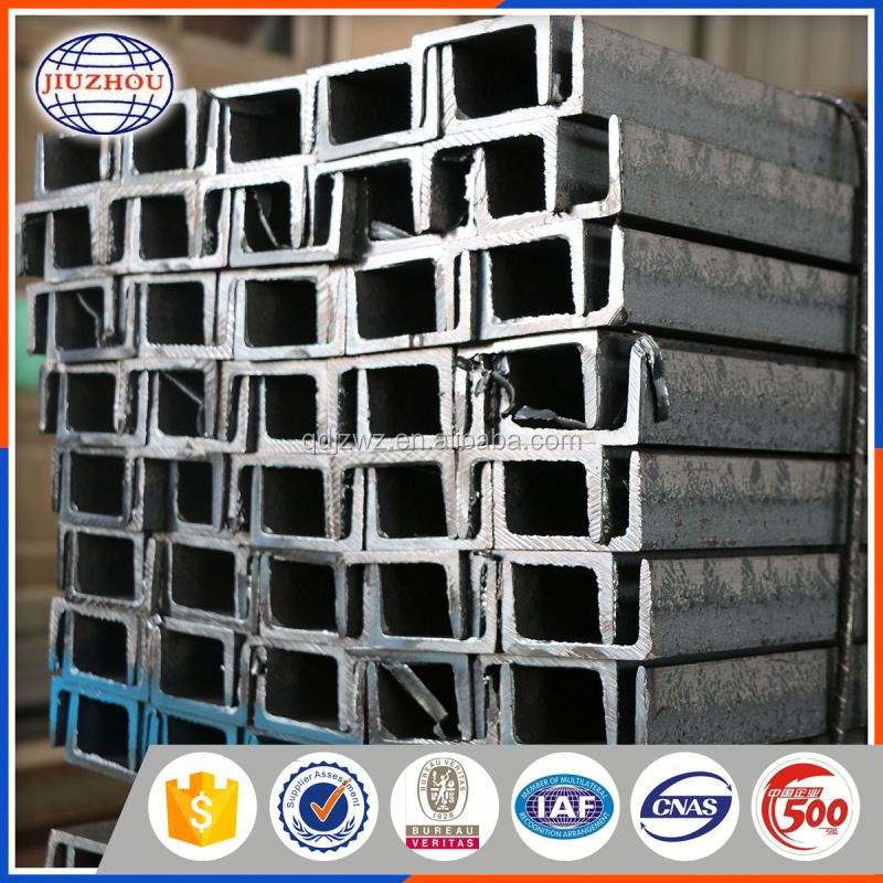 Building Materials Prices U Shape Steel Channel Buy