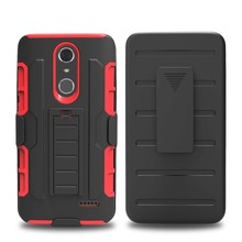 Trade assurance free sample phone case for Zte Grand X4 with holster