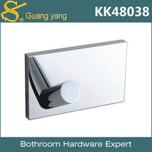 Chrome bathroom Robe Hook,cloth hook Set KK48038