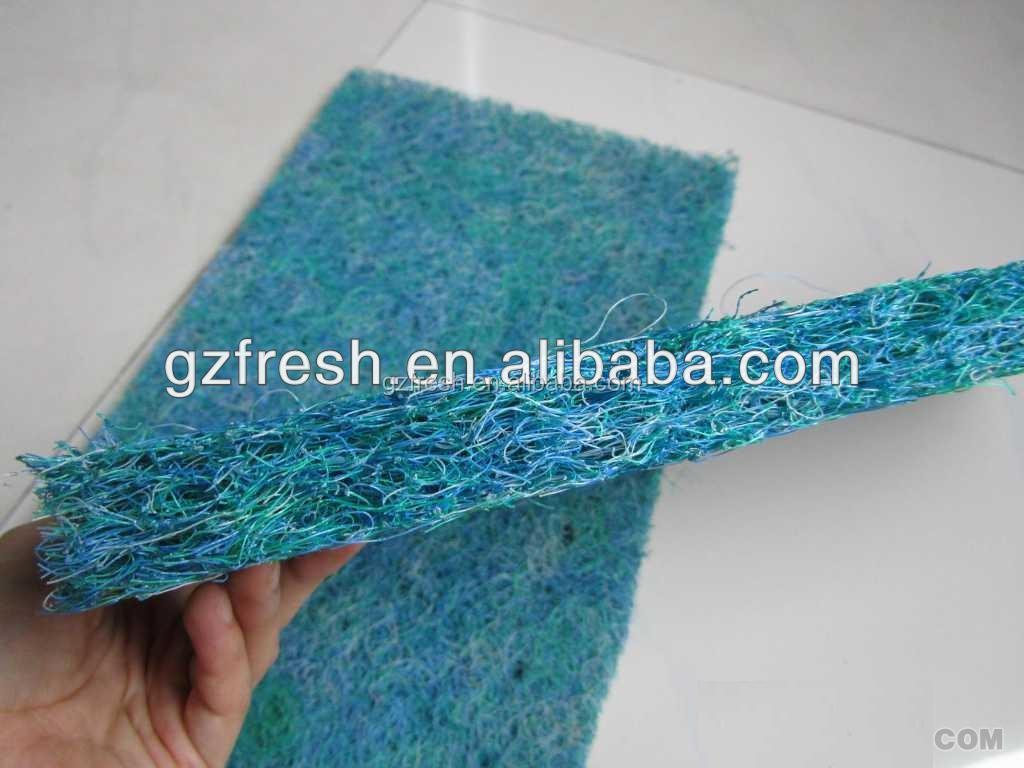 Azul japon s estera de filtro filtro de estanque koi for Filtro estanque koi