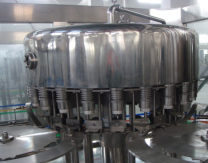 Filler For Pure Water Filling Machine