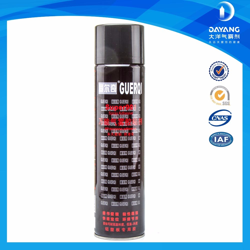 Waterproof Contact 3M Spray High Temperature Adhesive Glue