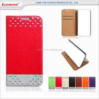 New Coming Unique Design PU Leather Phone Case Cover For Samsung Galaxy S3 4 5 6 7