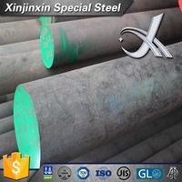 50CrV4 forged alloy spring steel round bar