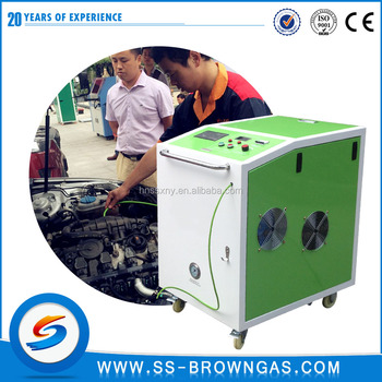 Energy Saving HHO Engine Carbon Cleaning Machine For Car