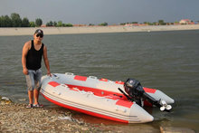2 persons small inflatable fiberglass boat rib boat PVC or hypalon float pontoon RIB-330 for sale!!!
