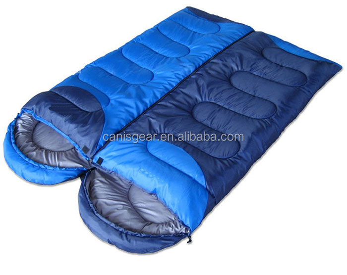 Wholesale double sleeping/sleep bag