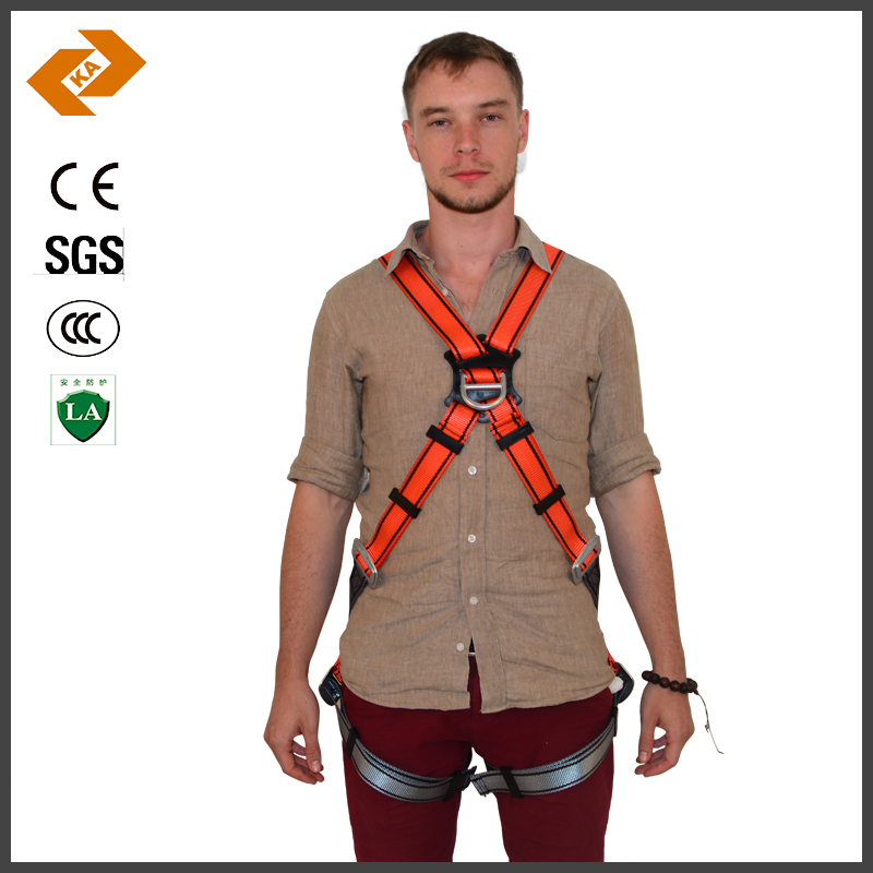 EN 361 Fall protection Full body harness