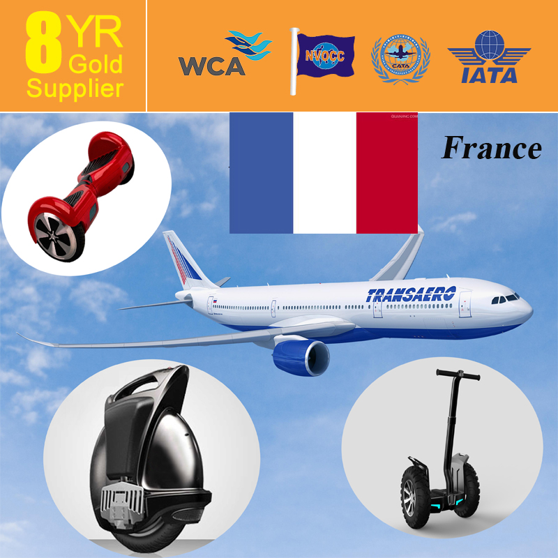 The cheapest air freight for (wheelbarrow monocycle monotroch) from China to Europe and America